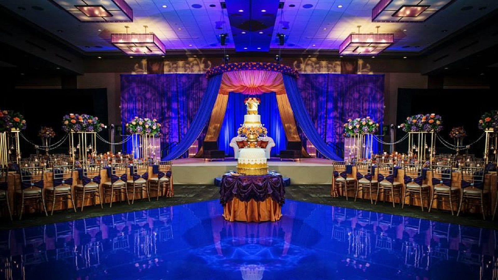 Grand Ballroom | The Westin Lombard Yorktown Center